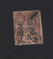 Faux Préoblitéré 4 Lignes N° 8 30 C Sage 2eme Choix - 1893-1947