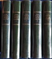 Louis Pergaud - Œuvres Complètes - 5 Volumes - - Bücher, Zeitschriften, Comics