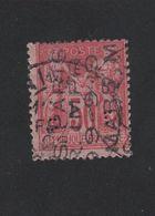 Faux Préoblitéré 4 Lignes N° 10 50 C Sage 2eme Choix - 1893-1947