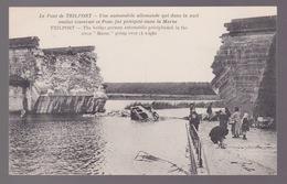 Le Pont De Trilport. - Weltkrieg 1914-18