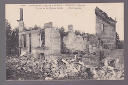 REVIGNY (Meuse).  Traces De La Kulture Boche - Weltkrieg 1914-18