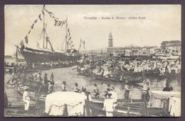 VENEZIA, Bacino Di S.Marco, Corteo Reale - Viaggiata - Venezia