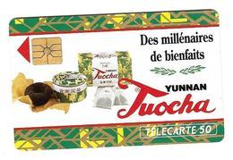 Télecarte  En  476 Tuocha 11 92 - France