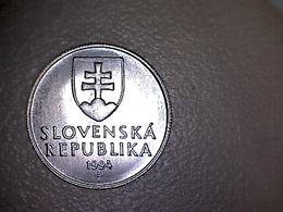 Slovaquie 1994, 20 Halierov Sup - Slovaquie