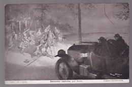 Rencontre Nocturne. Par Scott - Weltkrieg 1914-18