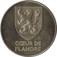 2019 MDP120 - HAZEBROUCK - Coeur De Flandre / MONNAIE DE PARIS - 2019