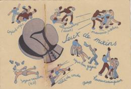 Sports - Boxe - Humour - Ring Gants - Edition Ets Artistiques Parisiens N° 4169 - Boxing