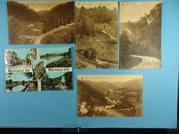5 Cartes Postales De Belgique (4 Vresse) - Cartes Postales
