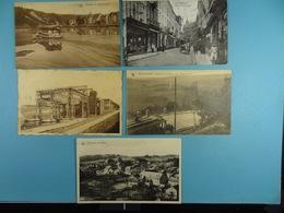 5 Cartes Postales De Belgique - Cartes Postales