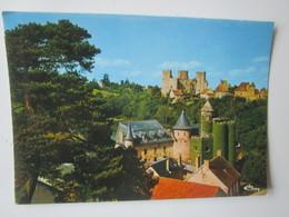 Bourbon L'Archambault. Vue Panoramique Et Vieux Chateau Du XIe Siecle. CIM 3.23.73.0054 - Bourbon L'Archambault
