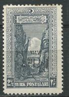 Turquie  - Yvert N° 711 *       -  Abc30418 - Unused Stamps