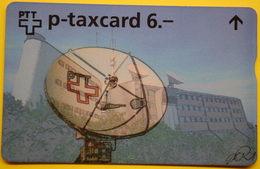 Telecom Basel - Parabole  V-88 - Schweiz