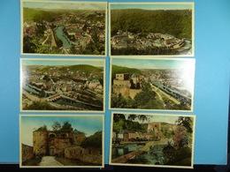 10 Cartes Postales De Bouillon - Cartes Postales