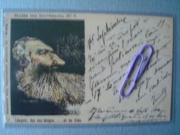 Leopold II, Musée Des Souverains No V : Léopold, Roi Des Belges .. Et De Cléo  En 1899 - Guillaume