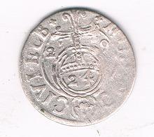 KRONAN  DREIPOLCHER 1629  ELBING ELBLAG POLEN /0363/ - Pologne