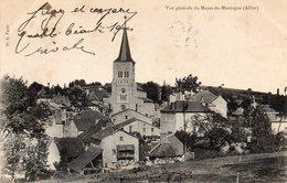 03 Allier : Le Mayet De Montagne Vue Générale - Autres Communes