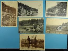 6 Cartes Postales Chiny Lacuisine - Cartes Postales