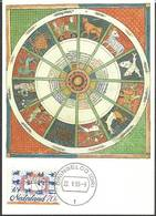 Netherlands 1995 Mi 1546  Max Card ( MAX ZE3 NTH1546 ) - Astrologie