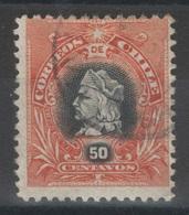 Chili - YT 47 Oblitéré - Chili