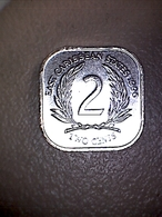 Caraïbes Orientales 1996, 2 Cents ( Sup ) - East Caribbean States