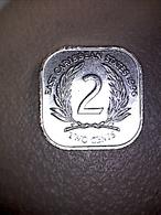 Caraïbes Orientales 1996, 2 Cents ( Sup ) - Caraïbes Orientales (Etats Des)