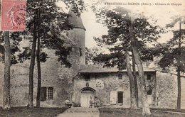03 Allier : Ferrières Sur Sichon : Château De Choppes - Autres Communes