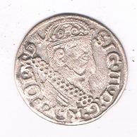 3 GROSZY (trojak)  1622  KRAKOW   POLEN /0367/ - Pologne