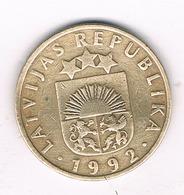 10 SANTIMU 1992  LETLAND /0369/ - Latvia
