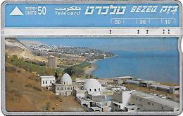 Israel: Bezeq - Sea Of Galilee, Tiberias - Israel