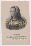 Anne De Bretagne )1476-1514), épouse De Charles VIII, Neuve - Case Reali
