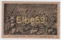 Bataille De Guinegatte (Enguinegatte, 62), 1479, Bas-relief Du Tombeau De Maximilien Ier à Innsbruck, Neuve - Storia