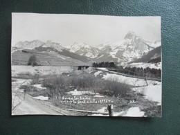 CPA PHOTO 74 EVIAN LES BAINS VUE SUR LA DENT D'OCHE PHOTO R.DROZ - Evian-les-Bains
