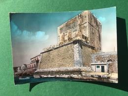 Cartolina Pozzallo - Torre Di Don Bernardo Cabrera Conte Di Modica - 1966 - Ragusa