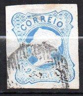 Col11  Portugal N° 11 Oblitéré Cote  20,00 Euros - 1862-1884 : D.Luiz I