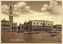 Venezia (Veneto) Bacino Di San Marco, Palazzo Ducale E Campanile - Venezia
