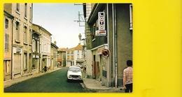 FOUG Rue De L'Hôtel De Ville Loto 4L Renault...) Meurthe & Moselle (54) - Foug
