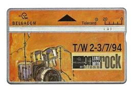 Belgio - Tessera Telefonica Da 20 Units T592 - BELGACOM - Belgio