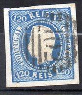 Col11  Portugal N° 25 Oblitéré Cote  90,00 Euros - 1862-1884 : D.Luiz I
