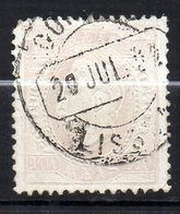 Col11  Portugal N° 44 Oblitéré Cote  26,00 Euros - 1862-1884 : D.Luiz I
