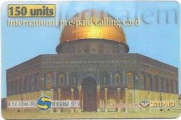 Israel: Prepaid R.Y.F. Com - Jerusalem Al Aksa Mosque - Israel