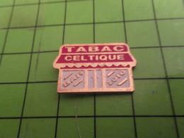 710f Pin's Pins / Rare & De Belle Qualité : THEME MARQUES / BAR TABAC LOTO LE CELTIQUE - Trademarks