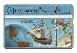 Belgio - Tessera Telefonica Da 20 Units T594 - BELGACOM - Barche