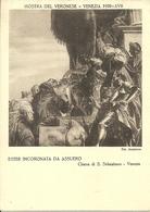 "Venezia (Veneto) Chiesa Di San Sebastiano ""Ester Incoronata Da Assuero"" Mostra Del Veronese 1939-XVII - Venezia"