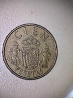 Espagne 1982, 100 Pesetas ( B ) - [ 5] 1949-… : Royaume