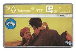 Belgio - Tessera Telefonica Da 20 Units T595 - RTT - Belgique