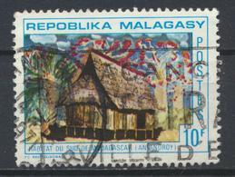 °°° MADAGASCAR - Y&T N°494 - 1971 °°° - Madagascar (1960-...)