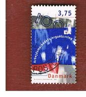 DANIMARCA (DENMARK)  -   SG 1071  -  1996 EMPLOYERS' CONFEDERATION     - USED ° - Usati