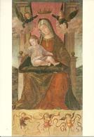 """Venezia (Veneto) Scuola Dalmata Dei SS Giorgio E Trifone """"La Madonna Con Il Bambino Gesù"""" Di Benedetto Carpaccio - Venezia"""