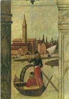 """Venezia (Veneto) Galleria Dell'Accademia """"Arrivo Ambasciatori Inglesi"""" Di Vittore Carpaccio - Venezia"""