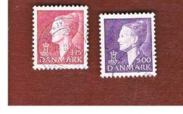 DANIMARCA (DENMARK)  -   SG 1092.1098 -  1997  QUEEN MARGRETHE II     - USED ° - Danimarca